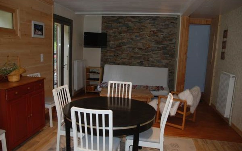 Location Appartement 2 personnes - Ancolie Bleue à ST VERAN