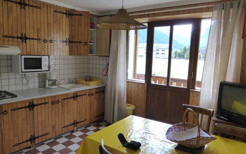 Location Appartement GENTIANE - 4 personnes à CEILLAC