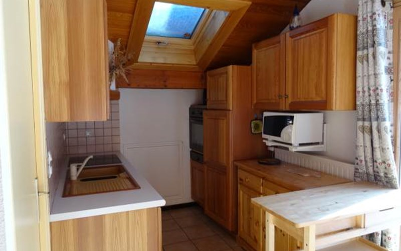 Location Le Bouquetin - Appartement 4 personnes à CEILLAC
