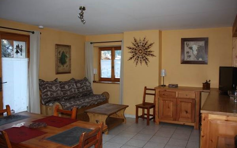 Location Appartement 4 personnes - Le Jardinet à CEILLAC