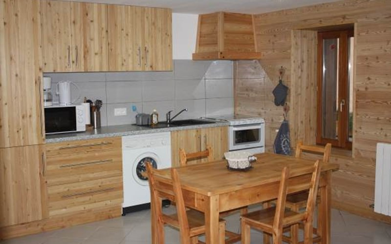 Location Appartement La Viquiri - 4 personnes à CEILLAC
