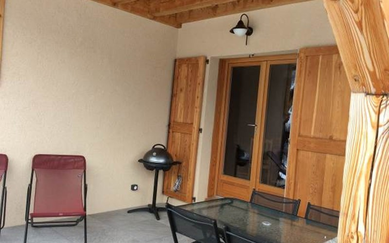 Location Appartement 4 pers  'La Cardabelle' à MOLINES EN QUEYRAS