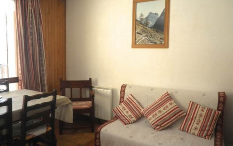 Location Appartement Rés Mont Viso- 4 personnes à ABRIES