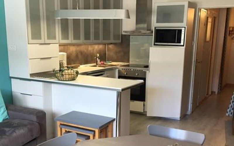 Location Appartement 6 personnes Cimbro 2 37 à RISOUL