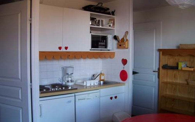 Location Appartement 6 personnes Pégase 61 à RISOUL