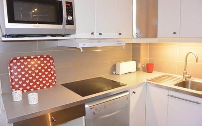 Location Appartement 12 personnes Bételgeuse 44 à RISOUL