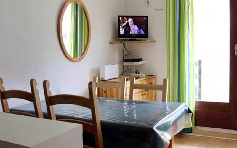 Location Appartement 5 personnes Cristal A 9 à RISOUL
