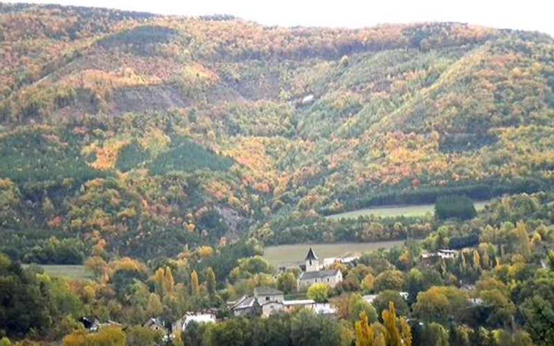 Location Gîte de France N°2416 (Le Moulin) à ST ETIENNE LE LAUS