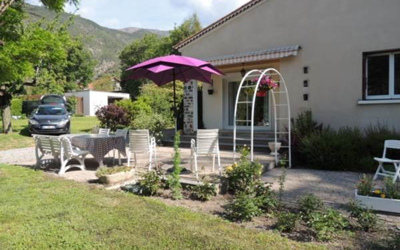 Location Gîte de France N°2782 à ROUSSET