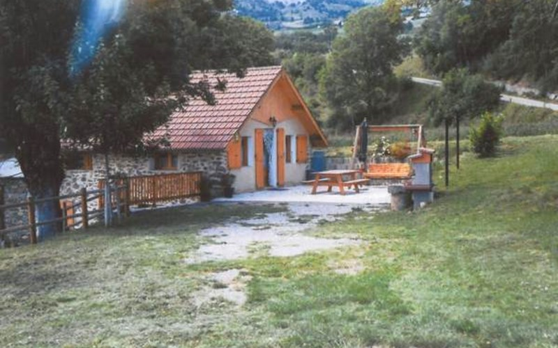 Location Gîte de France N°2976 à SIGOYER