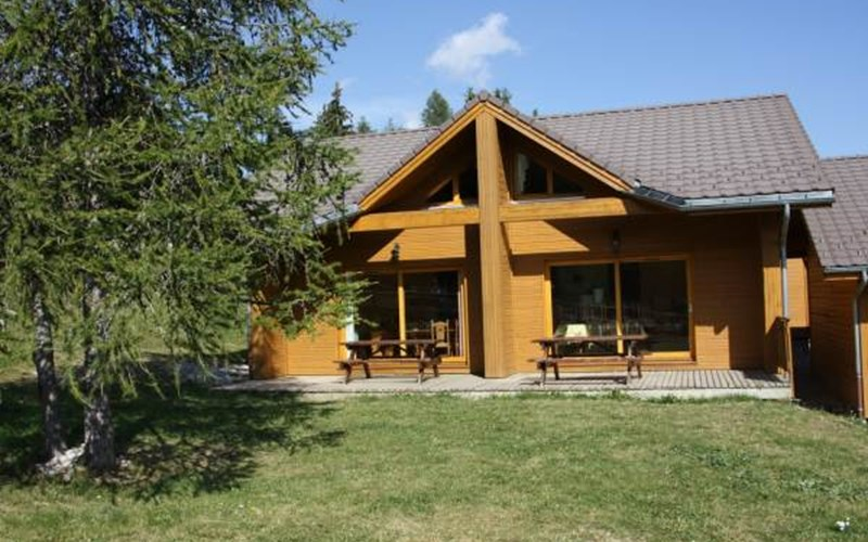 Location Chalet mitoyen 6/10 personnes - Chalets Margot à SUPERDEVOLUY