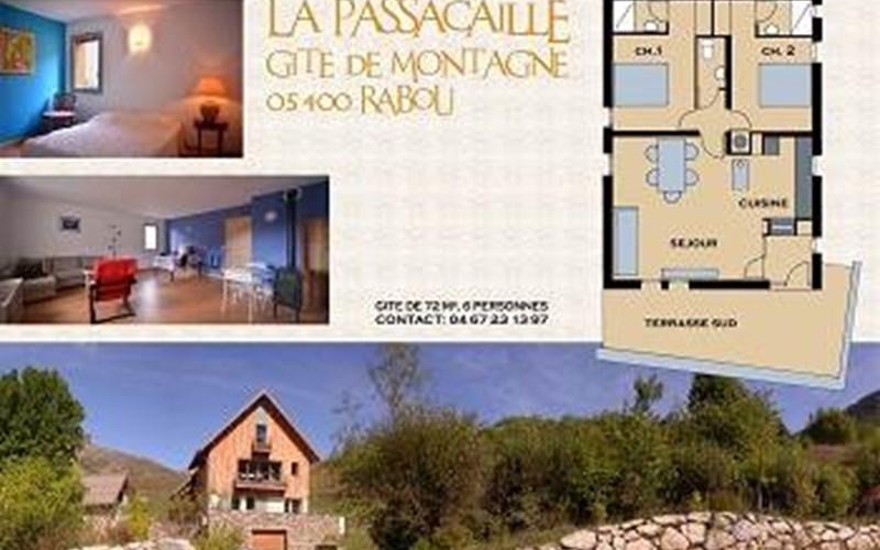 Location La Passacaille à RABOU